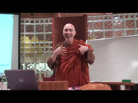 A Short Introduction to Buddhism Course by Ven. Bhikkhu Bodhi - 6 (August 26th, 2018)